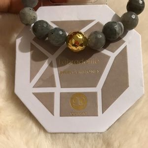 Gorjana Jewelry - NWT POWER GEMSTONE LABRADORITE STATEMENT BRACELET